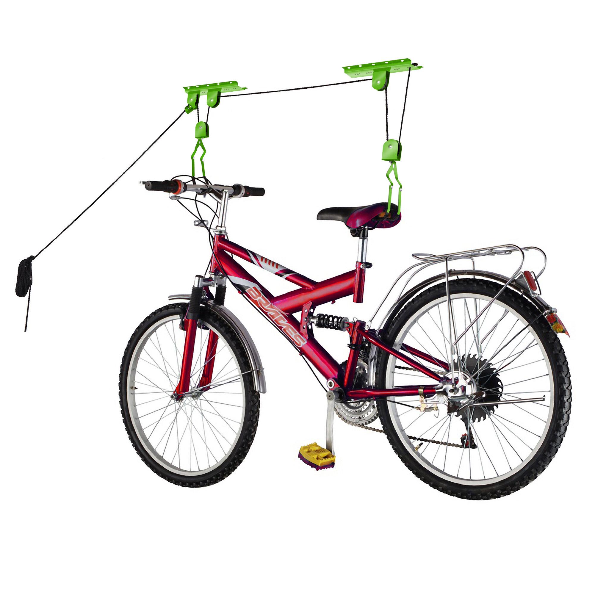 for rack square fountain bike racks bicycle garage inside installs dsc cincinnati new