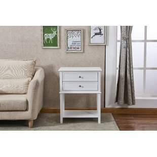 Purchase Robesonia End Table with Storage ByCharlton Home