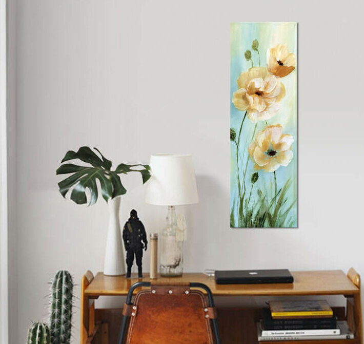 East Urban Home Lazy Afternoon I By Nan Graphic Art Print On Wrapped Canvas Wayfair