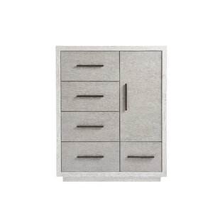 Carlson 5 Drawer Media Chest by Trule Teen Comparison