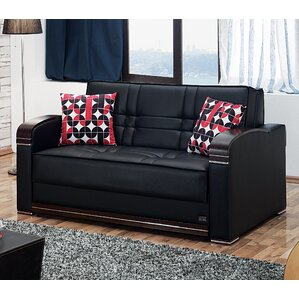 Ursina Sleeper Loveseat by Latitude Run