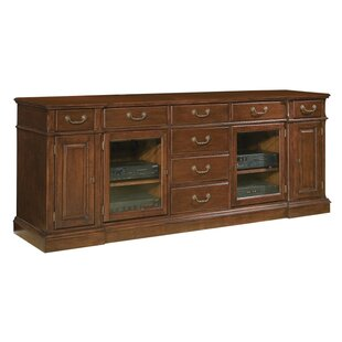 Sedgefield Entertainment Executive Desk by Charlton Home Cool