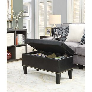 Alcott Hill Michigan Storage Ottoman