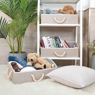 Fabric Basket (Set of 3)
