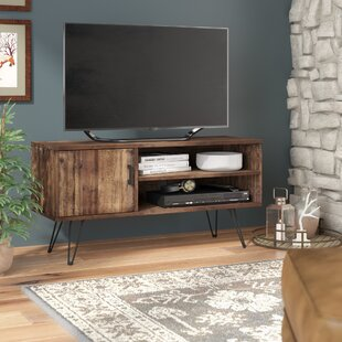 Barclee Media TV Stand for TVs up to 58