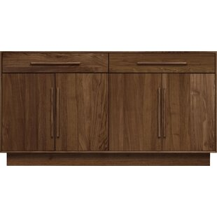 Moduluxe 2 Drawer Combo Dresser by Copeland Furniture 2019 Sale