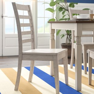 Rutledge Ladderback Solid Wood Dining Cha..