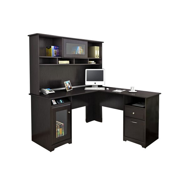 Advantages Of White Desk Hutch Furnishings Hutch Desks Youu0027ll Love | Wayfair