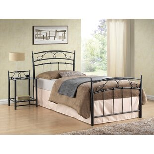 Pendergrast European Single (90 X 200cm) Bed Frame By ClassicLiving