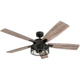 Cottage Country Farmhouse Ceiling Fans You Ll Love In 2020 Wayfair