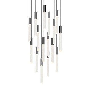 Trinity 16-Light Pendant by Sonneman