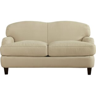 Affordable Cheshire Loveseat by Birch Lane™ Heritage Reviews (2019) & Buyer's Guide