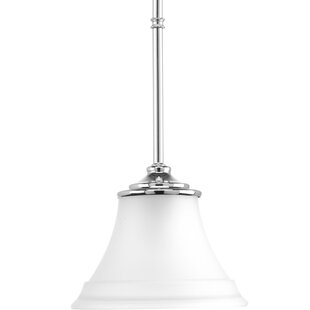 Charlton Home Perot 1-Light Cone Pendant