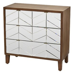 Edsall 3 Drawer Accent Che..