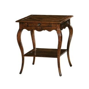 Stewart End Table by Astoria Grand