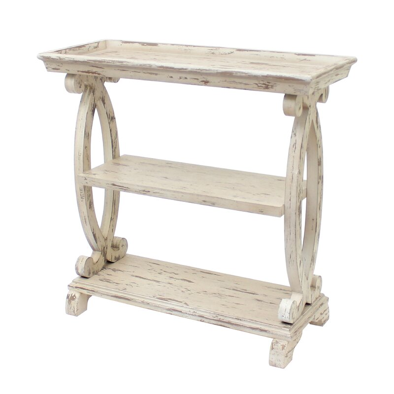 Kitchen Console Table august grove georgia console table & reviews | wayfair