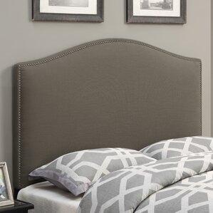 zoe upholstered panel headboard