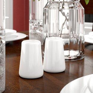 New Britain White Salt and Pepper