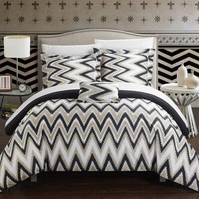 Knighten 8 Piece Comforter Set Wrought Studio