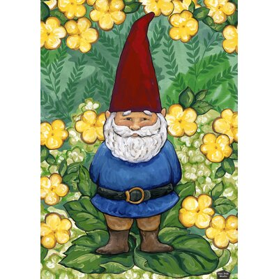 Toland Home Garden Garden Gnome Garden flag