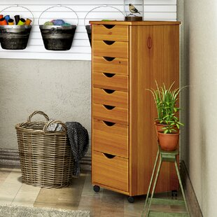 8-Drawer Storage Chest by Adeptus Best Design