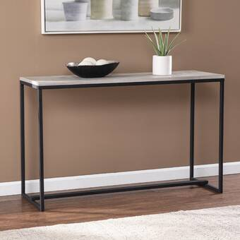 Williston Forge Colindas 56 Console Table Wayfair