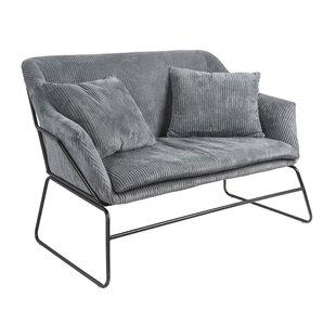 Glam 2 Seater Sofa By Leitmotiv