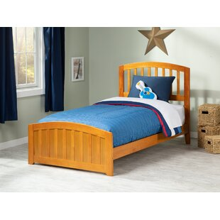 Luisa Twin Panel Bed