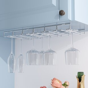Hanging Wine Glass Rack (Set of 6) by Reb..