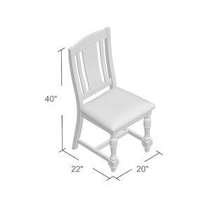 Laurel Foundry Modern Farmhouse Fortunat Side Chair (Set of 2)
