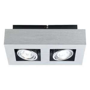 Lauren 2-Light Flush Mount