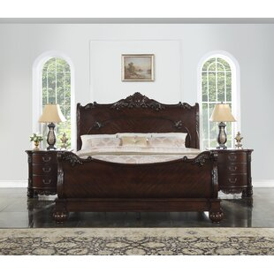 Astoria Grand Treyton Sleigh Bed