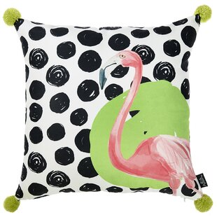 Scotia Flamingo Pillow Cover