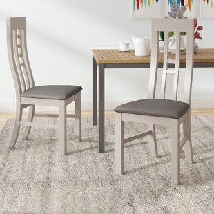 Coonrod Upholstered Dining Chair (Set of 2) Brayden Studio