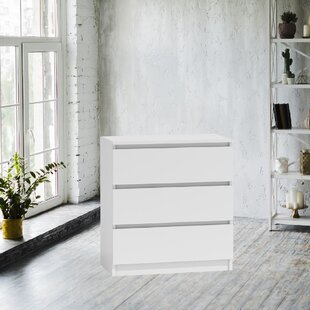 Swiney 3 Drawer Chest By 17 Stories