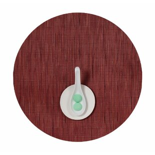 Great Price Bamboo Round Placemat By Chilewich
