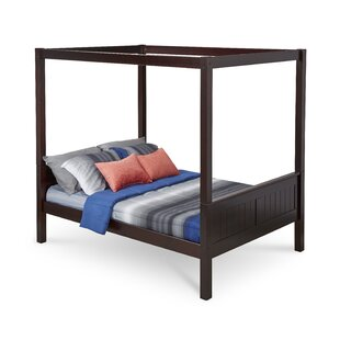 Harriet Bee Nailwell Full Canopy Bed