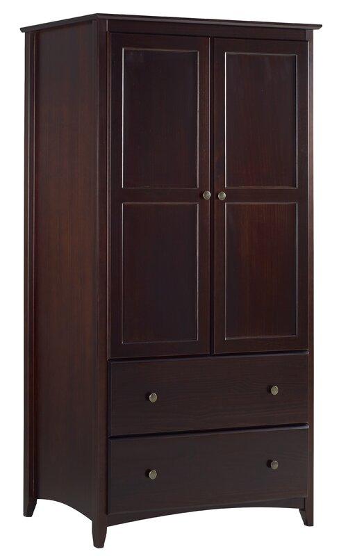 Ordinaire Avila 2 Door And 2 Drawer Armoire
