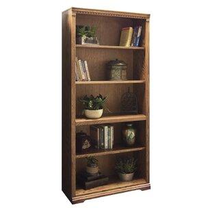 Legends Furniture Scottsdale Oak Standard Bookcase