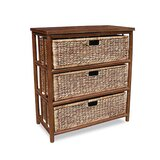 Laroche 3 Drawer Accent Chest by Bayou Breeze