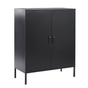 Mikkelsen 80cm X 102cm Free-Standing Cabinet By Rebrilliant