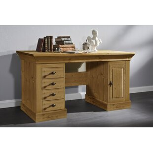 Kelly Executive Desk By August Grove
