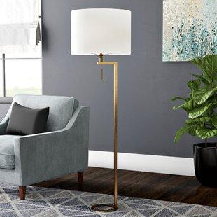 Buying Bourbon 58.5 Floor Lamp By Greyleigh