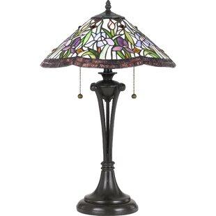Forrestal Tiffany 25 Table Lamp