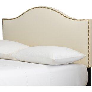 Emilia Upholstered Panel Headboard by Wayfair Custom Upholstery