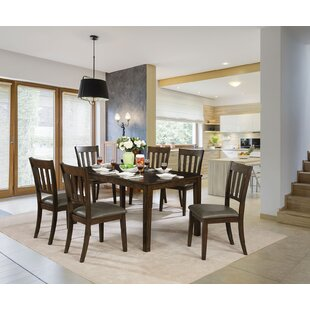 Chou 7 Piece Dining Set