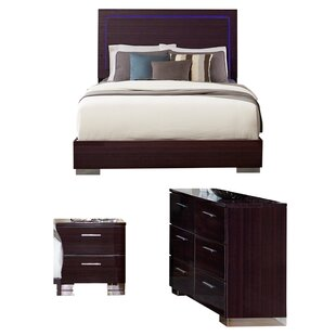Pearce Panel Configurable Bedroom Set