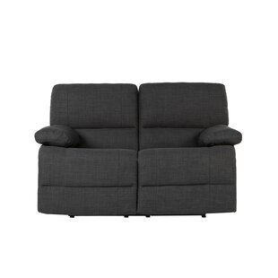 Oversize Reclining Loveseat