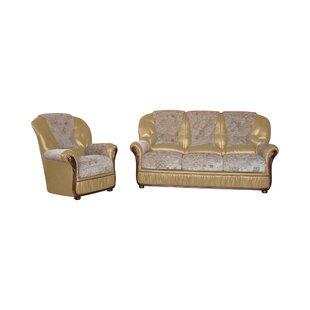 Kirchner 2 Piece Sofa Set By Ophelia & Co.