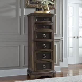 Canora Grey Drumaroan 6 Drawer Lingerie Chest Image
